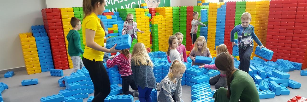 Klocki w rozwoju kompetencji społecznych dziecka